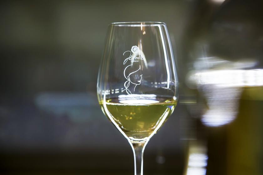 Sklenička s vínem